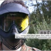 paintball maskesi