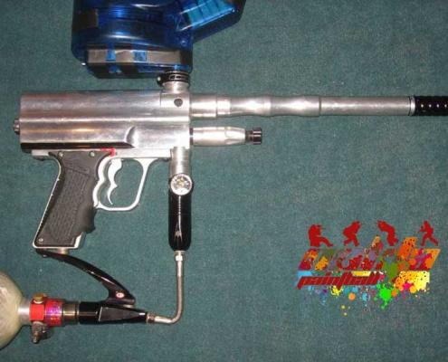 paintball silahı nasıl çalışır?