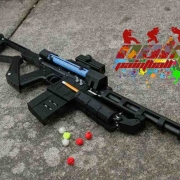 paintball silahları sniper
